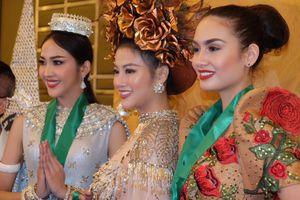 Nguyễn Phương Khánh đoạt Huy chương vàng tại Hoa hậu Trái đất 2018