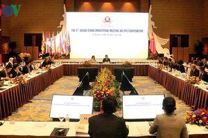 ASEAN là đối tác thương mại lớn thứ 3 của Trung Quốc