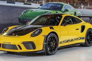 Porsche 911 GT3 RS giá hơn 12 tỷ đồng ra mắt thị trường Malaysia
