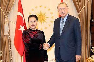 Chủ tịch Quốc hội kết thúc chuyến công tác dự MSEAP 3, thăm chính thức Thổ Nhĩ Kỳ