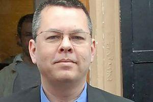 Tòa án Thổ Nhĩ Kỳ ra lệnh thả mục sư người Mỹ Brunson