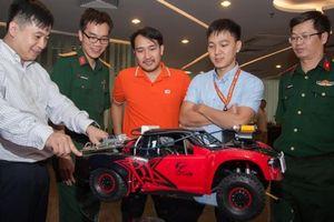 FPT tiếp tục đeo đuổi công nghệ xe tự hành