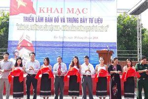 Triển lãm bản đồ và trưng bày tư liệu 'Hoàng Sa, Trường Sa của Việt Nam- Những bằng chứng lịch sử và pháp lý'