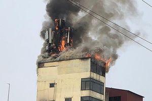 Những vụ cháy lớn kinh hoàng chỉ vì thói quen bất cẩn khi đốt vàng mã