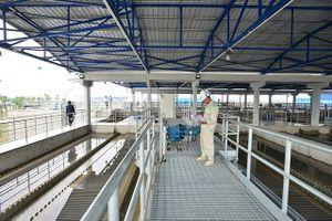 Nhà máy nước sạch công suất lớn nhất miền Bắc đi vào hoạt động