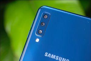 Trải nghiệm chụp ảnh góc rộng với Samsung Galaxy A7 (2018)
