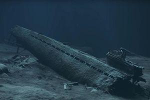 Na Uy chôn tàu ngầm Đức Quốc xã để ngăn rò rỉ thủy ngân