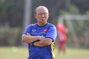 Đội tuyển Quốc gia Việt Nam: Chờ đợi từ ông Park Hang Seo