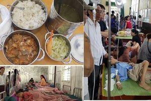 'Tá hỏa' khi ruốc gà nhiễm độc tố tụ cầu vàng, cơm mốc, thịt ôi trong bữa ăn của học sinh