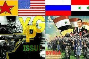 Mỹ âm mưu lập Đại Kurdistan Syria-Iraq, khai sinh một Israel mới?