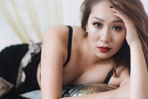 Hoa hậu Ngô Phương Lan nằm liệt giường 3 ngày vì bị chèn dây thần kinh