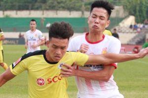 Đá bại quân bầu Hiển sau loạt 'đấu súng', Nam Định trụ hạng V.League