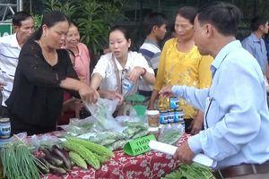 Đưa nông sản sạch đến người tiêu dùng
