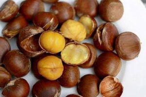 Món ăn từ hạt dẻ bổ thận, hoạt huyết nhiều người không biết
