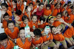 Hà Nội 'chốt' 3 hãng sữa tham gia đấu thầu chương trình Sữa học đường