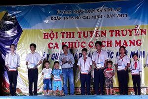 Công ty Môi trường Khánh Hòa thắp sáng ước mơ học sinh nghèo