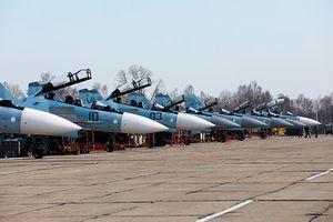 Thứ trưởng Bộ quốc phòng Nga tiết lộ về số lượng Su-35S hiện có