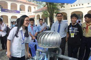 Đẩy mạnh công tác NCKH cho học sinh phổ thông