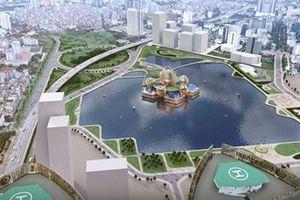Những dự án nhà hát nghìn tỷ ở Hà Nội 'chết yểu'