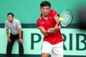 Lý Hoàng Nam ngược dòng vào bán kết giải quần vợt nhà nghề tại Pháp