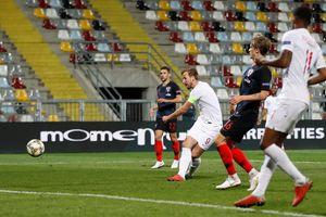 UEFA Nations League: Phung phí cơ hội, tuyển Anh không thể thắng Croatia