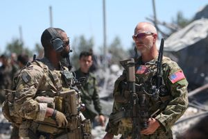 Mỹ cuối cùng cũng hé lộ mục đích nhúng tay vào Syria?