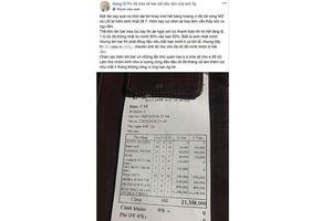Nóng trên mạng xã hội: Méo mặt 'cày' sau sinh nhật ở bar