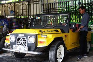 Cận cảnh ô tô La Dalat, xe hơi 'made in Vietnam' đầu tiên