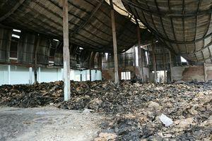 Cơ quan điều tra vào cuộc vụ chủ doanh nghiệp gây cháy nổ rồi bỏ trốn
