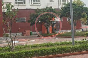 Vô hiệu hóa 10 thỏi nghi thuốc nổ tại 2 cây ATM ở Quảng Ninh