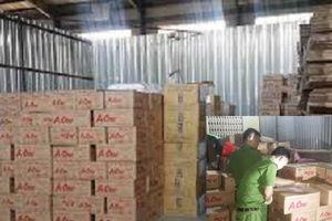 Đắk Lắk: Thu giữ lượng lớn hạt nêm, mì chính không rõ nguồn gốc
