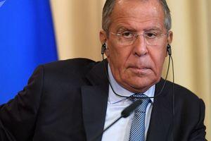 Ngoại trưởng Lavrov nói về âm mưu chia rẽ Syria của Mỹ