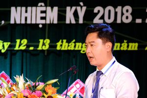 Phó Bí thư Tỉnh đoàn được bầu làm Chủ tịch Hội Sinh viên Nghệ An