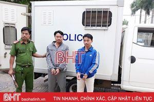 Khởi tố, bắt giam 2 anh em chống người thi hành công vụ ở Hương Khê