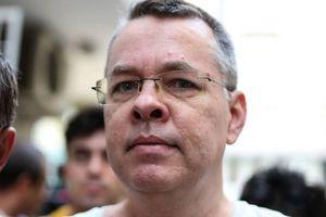 Mỹ và Thổ Nhĩ Kỳ không thỏa thuận về việc thả mục sư Brunson