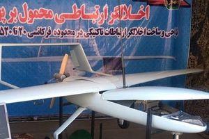 Iran sắp trình làng máy bay không người lái mới tự chế tạo