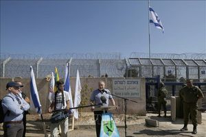 LHQ, Israel, Syria nhất trí mở lại cửa khẩu Quneitra tại Cao nguyên Golan