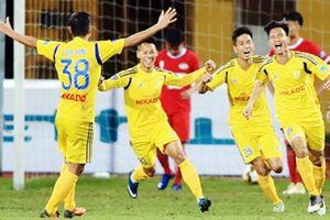 V-League 2019 gọi tên Nam Định