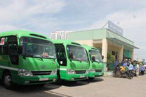 TP.HCM: Các hợp tác xã vận tải xe buýt kêu cứu vì hết tiền