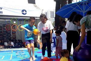 Lần đầu tiên Việt Nam sẽ có thành phố thân thiện trẻ em