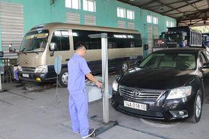 Ban hành quy định về kinh doanh dịch vụ kiểm định xe cơ giới