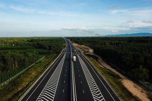 Dừng thu phí cao tốc Đà Nẵng - Quảng Ngãi để sửa chữa