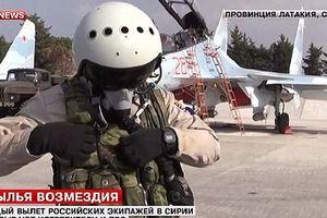 Nga ra đòn Syria: Hơn 86.000 phiến quân và 830 thủ lĩnh thánh chiến bị tiêu diệt