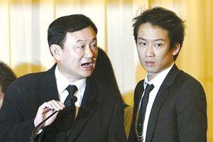 Con trai ông Thaksin đối mặt cáo buộc rửa tiền