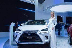 Xế sang Lexus bất ngờ bán chạy tại thị trường Việt Nam