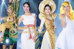 Miss Grand Intenational 2018: Phương Nga tỏa sáng rực rỡ nhưng bạn biết cách bình chọn cho Việt Nam chưa?