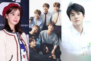 Nhóm nhạc BTS - Yoona (SNSD) cùng Sehun (EXO) thắng giải 'Asia Artist Awards 2018'