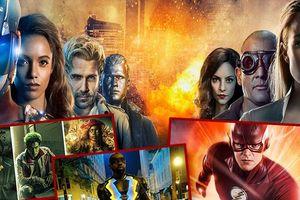 Triệu tập 10 huyền thoại siêu anh hùng sau đây cùng đi giải cứu thế giới