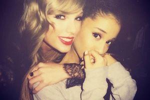 Cùng thông báo ra album mới: Ariana Grande và Taylor Swift liệu có đối đầu?