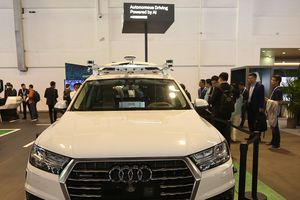 Huawei và Audi hợp tác sản xuất xe hơi thông minh